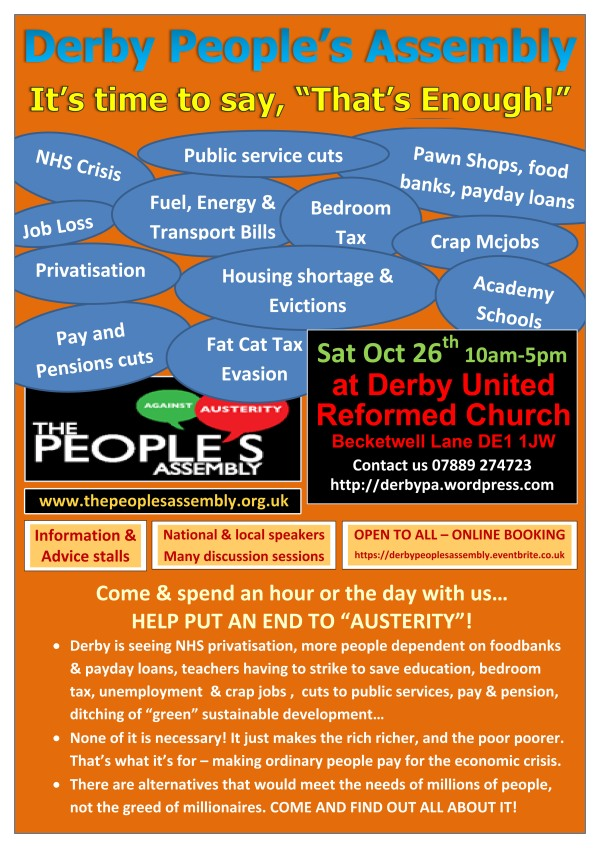 Derby People's Assembly