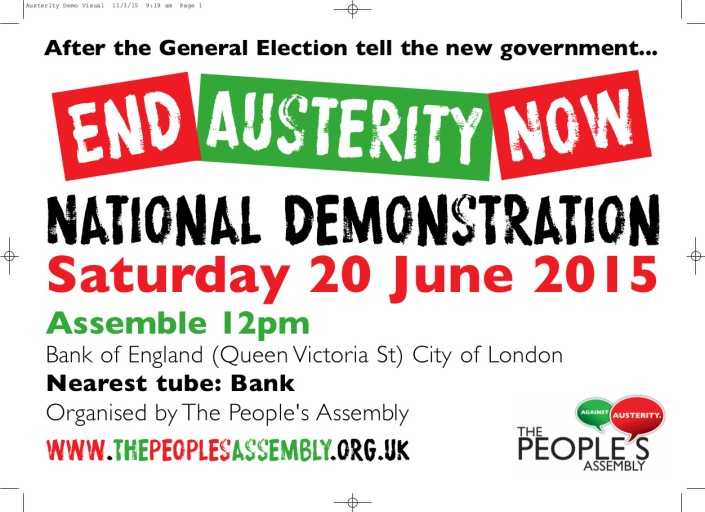 A20th June demo