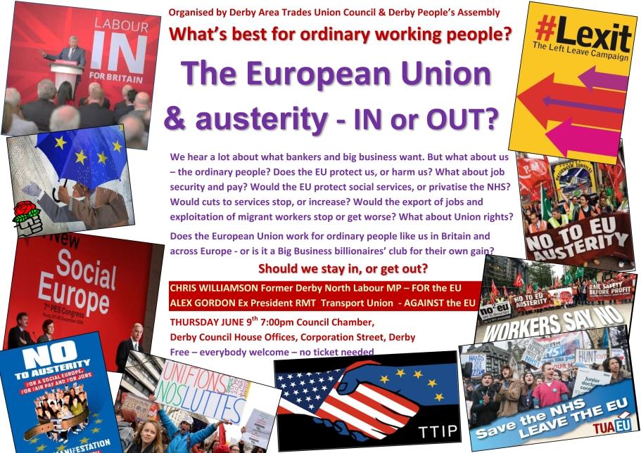 EU debate leaflet 2