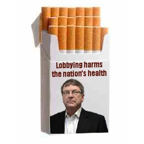 Image result for tory lobbying bill