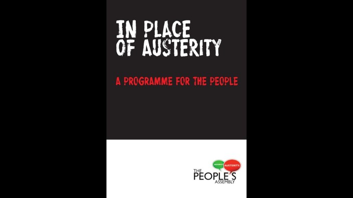 A PROGRAMME FOR THE PEOPLE